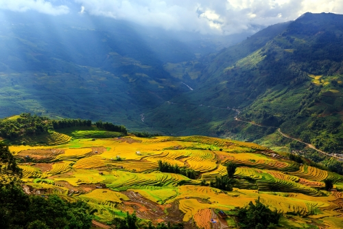PACKAGE TOUR HÀNỘI - SAPA - HẠ LONG BAY 6 DAYS 5 NIGHTS