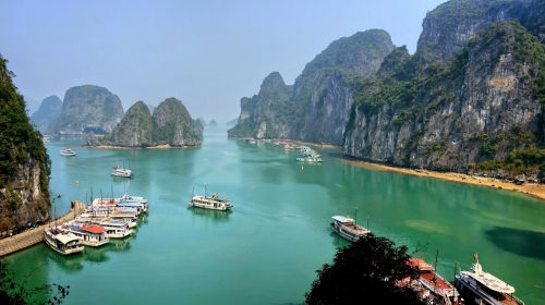 TOURS HALONG BAY - TUAN CHAU ISLAND 3 DAYS 2 NIGHTS